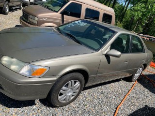 Image for 2001 Toyota Camry CE ID: 33169