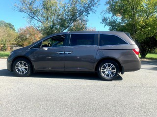 Image for 2013 Honda Odyssey EX-L ID: 878527