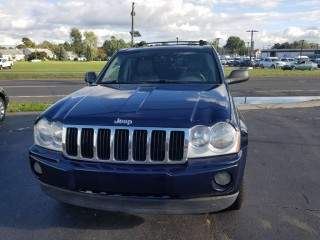 Image for 2005 Jeep Grand Cherokee Limited ID: 879901