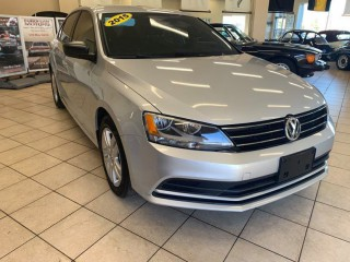 Image for 2015 Volkswagen Jetta BASE ID: 888584
