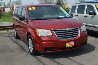 Image for 2008 Chrysler Town & Country LX ID: 31987
