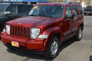 Image for 2010 Jeep Liberty Sport ID: 31997
