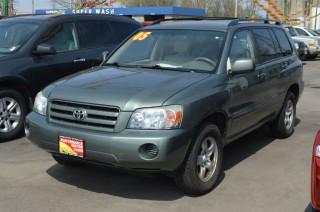 Image for 2005 Toyota Highlander  ID: 31998