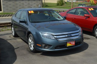 Image for 2012 Ford Fusion SE ID: 32002