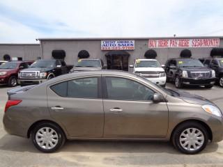 Image for 2013 Nissan Versa SV ID: 33556