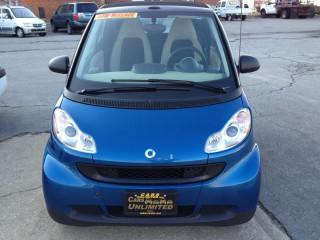 Image for 2008 smart fortwo Passion ID: 906738