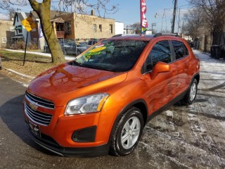Image for 2016 Chevrolet Trax 1LT ID: 912462