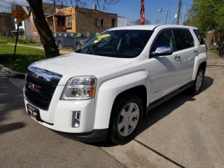 Image for 2015 GMC Terrain SLE ID: 912522
