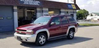 Image for 2005 Chevrolet Trailblazer LS ID: 954775