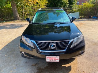 Image for 2010 Lexus RX 350 ID: 2009415