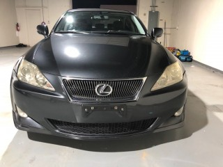 Image for 2007 Lexus IS 250 ID: 962257