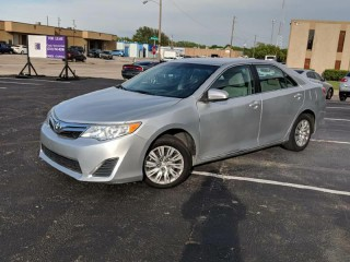 Image for 2012 Toyota Camry LE ID: 989374