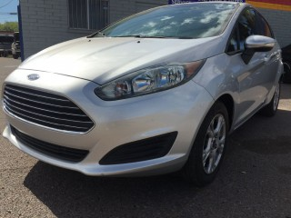 Image for 2014 Ford Fiesta SE ID: 1025749