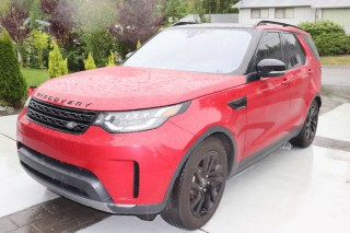 Image for 2017 Land Rover Discovery HSE ID: 1031862