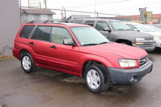 Image for 2004 Subaru Forester 2.5XS ID: 1031894