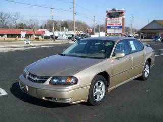 Image for 2005 Chevrolet Impala LS ID: 1052873