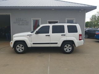 Image for 2009 Jeep Liberty Sport ID: 1086041