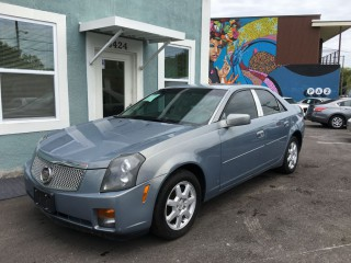 Image for 2007 Cadillac CTS HI FEATURE V6 ID: 1120380