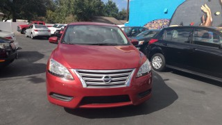 Image for 2013 Nissan Sentra S ID: 1120388