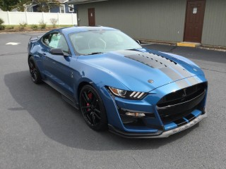 Image for 2020 Ford Mustang Shelby GT500 Fastback ID: 1196453